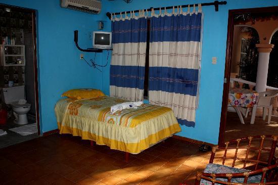 Francis Arlene Hotel: Room
