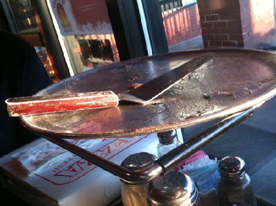 Il Forno Pizzeria: gone!