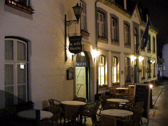 La Ville Blanche - Foto van Fletcher Hotel-Restaurant La Ville ...