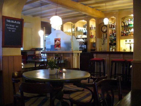 La Ville Blanche Hotel Lounge/Café - Picture of Fletcher Hotel ...