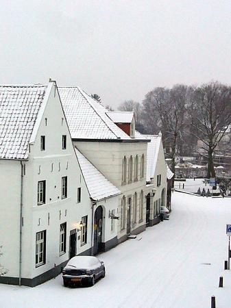La Ville Blanche Room View Left - Picture of Fletcher Hotel ...