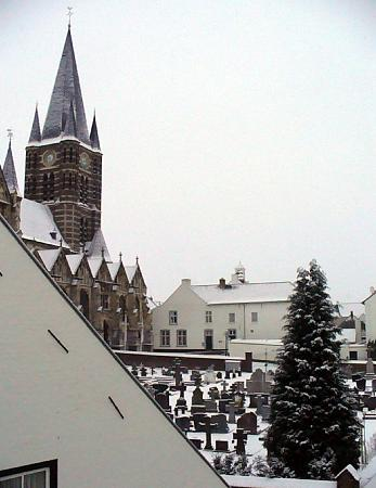 La Ville Blanche abbey View From Room - Picture of Fletcher Hotel ...