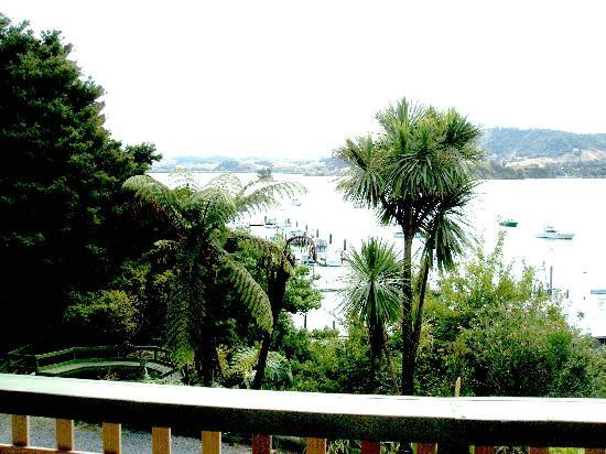 Whangaroa Lodge Motel: From the balcony-1