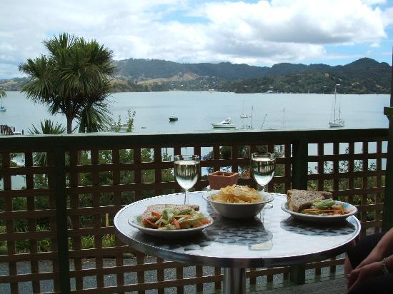 Whangaroa Lodge Motel: From the balcony-2
