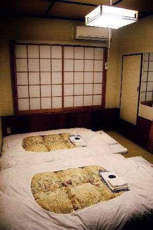 Ryokan Sawanoya : Our room