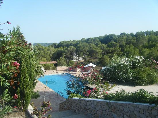 Hotel Rural Can Pujolet: Pool
