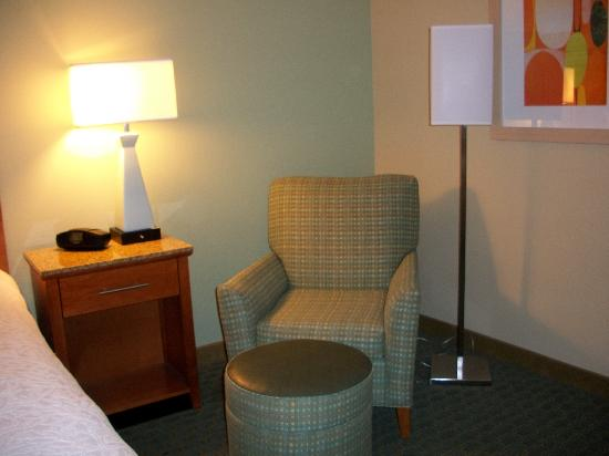 Hampton Inn & Suites Houston-Medical Ctr-Reliant Park: Chair