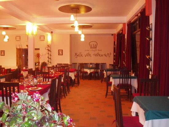 Boutique Sapa Hotel restaurant: in the restaurant 1