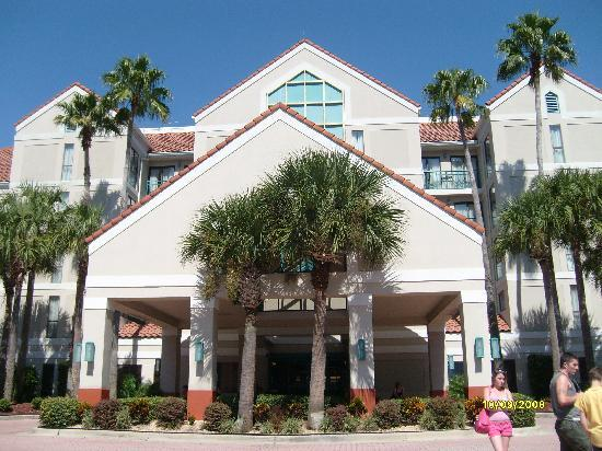 Sonesta ES Suites Orlando: Staaybridge suites International drive !!