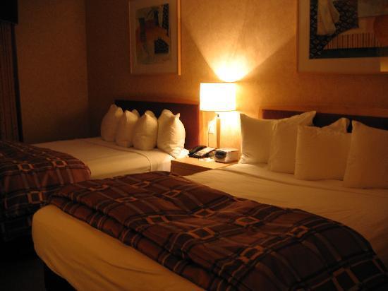 Red Deer, Canadá: Room