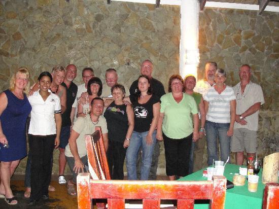Hotel Celuisma Cabarete: Grüsen alle auf diesen Foto