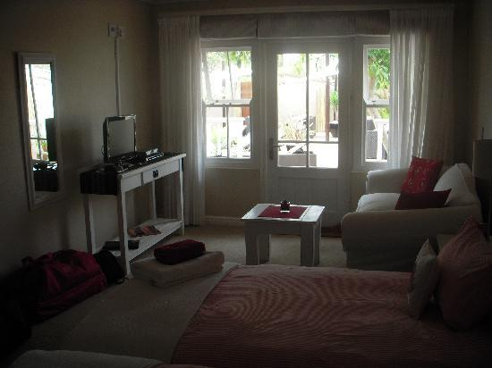 African Breeze Guesthouse Leisure Isle Knysna: Bedroom