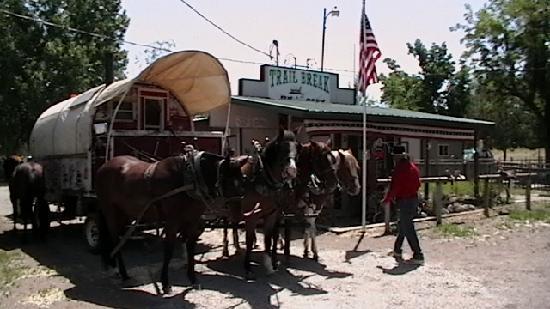 Trail Break RV Park : Taste of the Pioneer Days