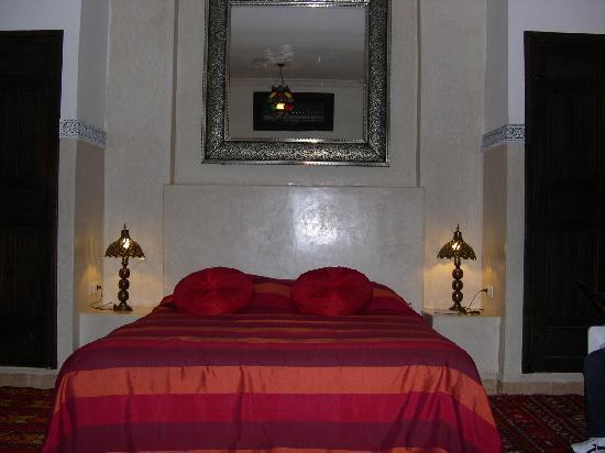 Riad el Noujoum: Notre chambre SIRIUS