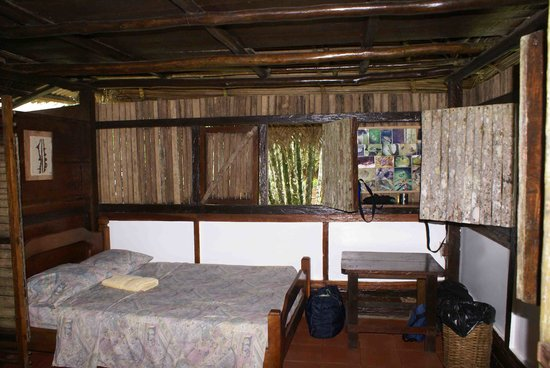 Burbayar Lodge: Cabin Interior