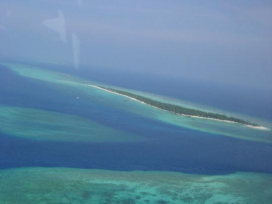 Palm Beach Resort & Spa Maldives: L'ïle du Palm Beach