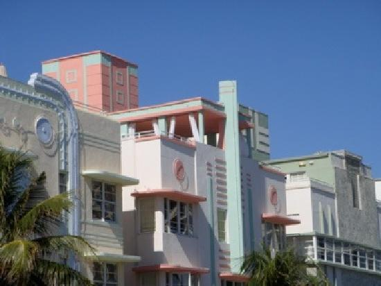 art deco hotels ocean drive miami beach picture of the official