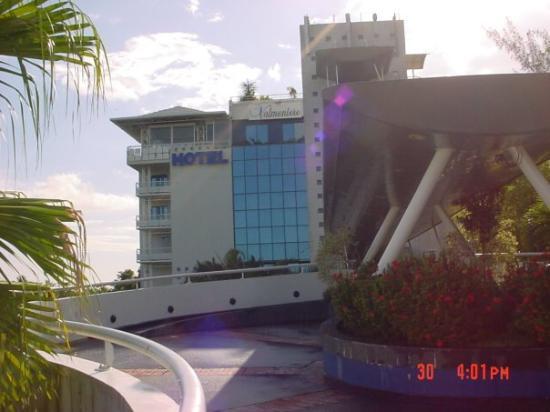 vue depuis la terrasse bild von karibea valmeniere hotel fort de france tripadvisor. Black Bedroom Furniture Sets. Home Design Ideas