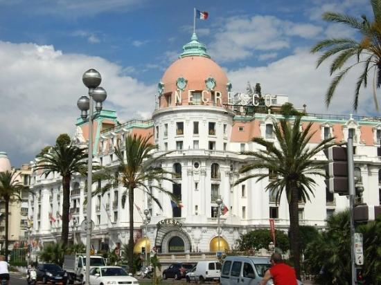 Hotel Negresco: Nizza