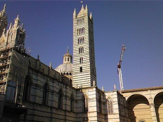 Katedralen i Siena: Siena
