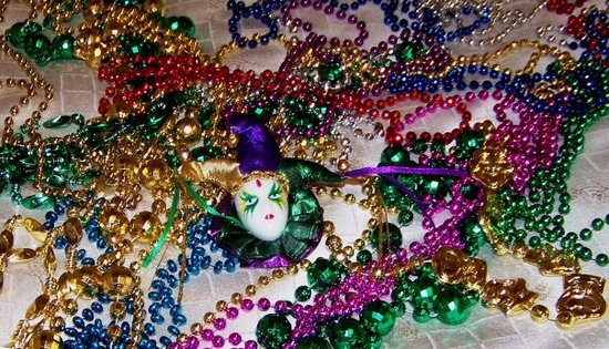 Λαφαγιέτ, Λουιζιάνα: When we planned to drive across the Gulf States, MardiGras never came to mind.  It was just a ha