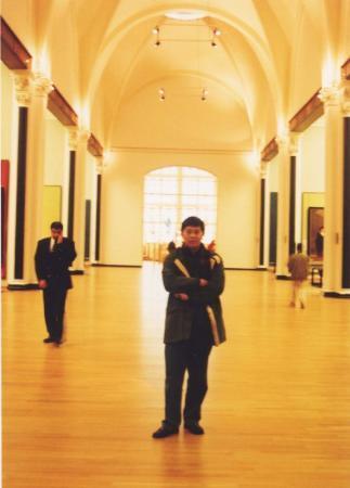 Museumplein Foto