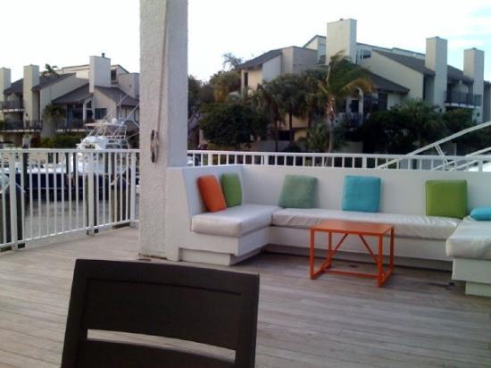 Fort Lauderdale Beach: My room balcony again.. LOL