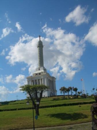 Santiago de los Caballeros, Dominican Republic: Monumento a la Restauracion de la Independencia