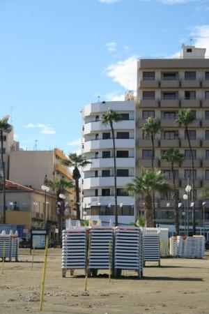 Les Palmiers Beach Hotel Picture