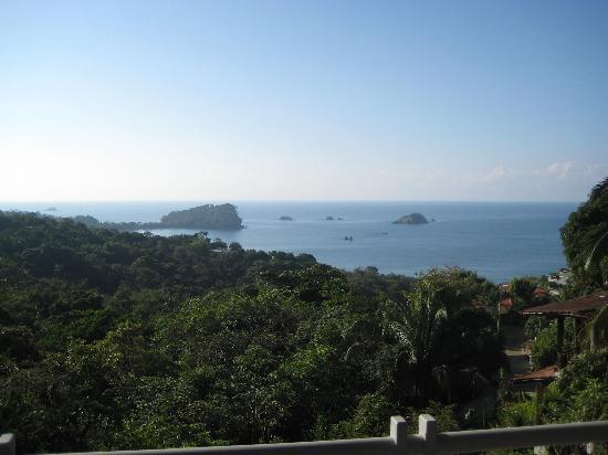 Villa Manuel Antonio: Ocean view off our deck