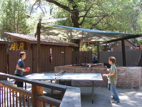 Friends of San Jose Family Camp: Ping Pong
