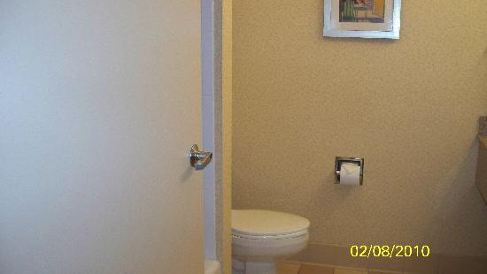 Fairfield Inn & Suites by Marriott Jacksonville Beach: Bathroom
