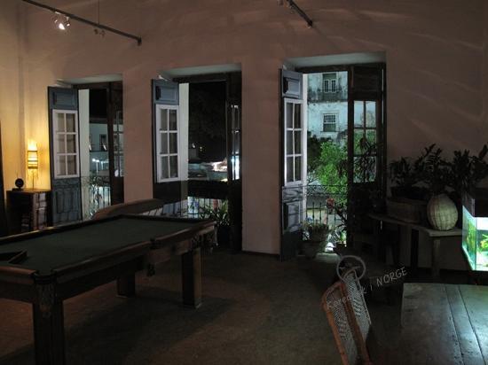 Bahiacafé Hotel: Common Area 2