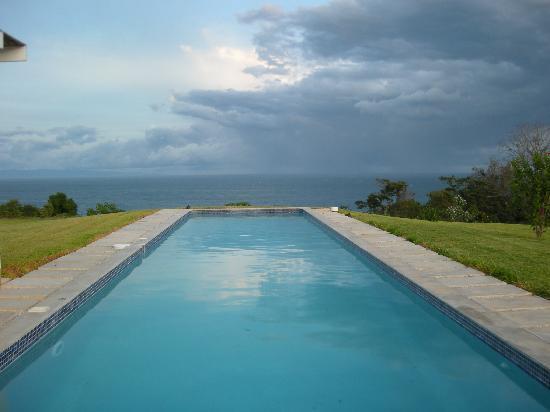 Hotel Casitas Sollevante: inf pool..almost!