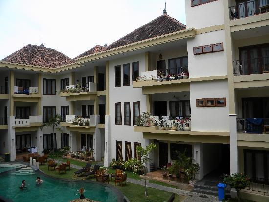 Kuta Townhouse Apartments: Some of the Apartments