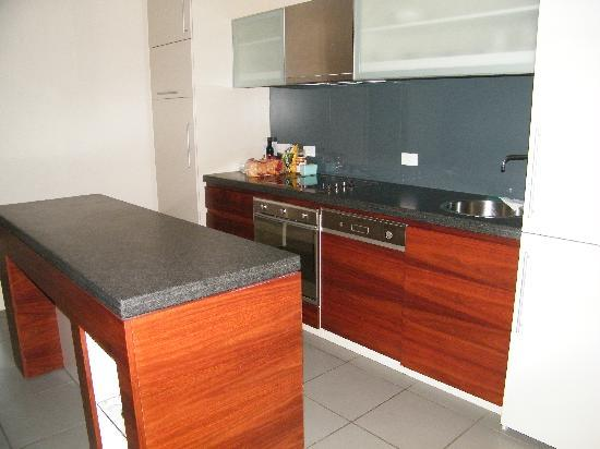 Glenelg, Australia: Kitchen