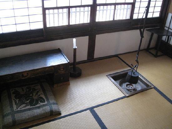 Morioka, Jepang: 啄木夫婦の部屋