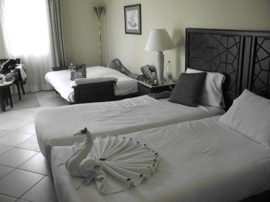 Iberotel Makadi Beach: chambre standart
