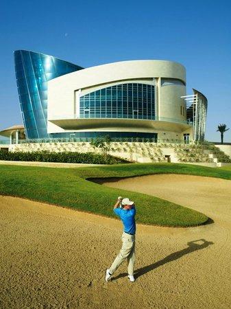 Photo of Golf Course Al Badia Golf Club by InterContinental Dubai Festival City at Al Badia Blvd, Dubai 3371500, United Arab Emirates