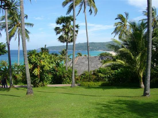 Marina Phuket Resort: view from grounds