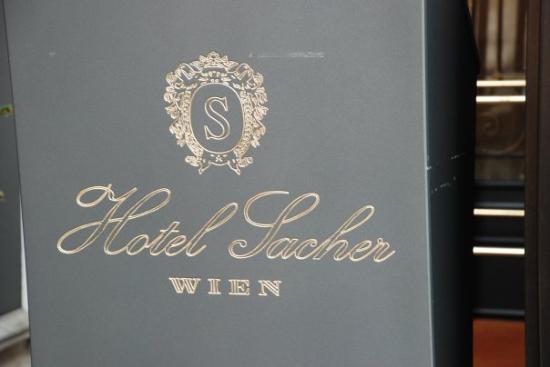Hotel Sacher Wien Photo
