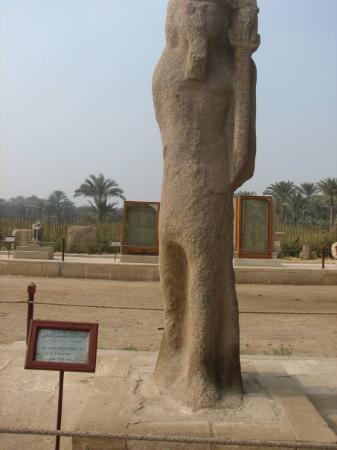 Memphis Tours: First statuary in Egypt (Memphis)