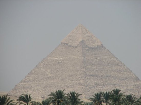 Moon River Tours - Day tours: The Great Pyramid at Giza