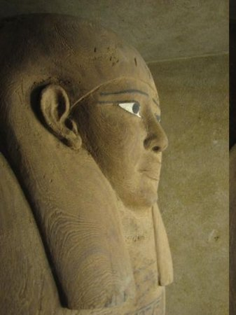 Memphis Tours: First Sarcophagus (of Imhotep)