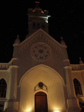 Сан-Педро-де-Макорис, Доминикана: La Inglesia en San Pedro