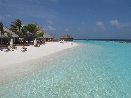 Vakarufalhi Island Resort: Spiaggia 2
