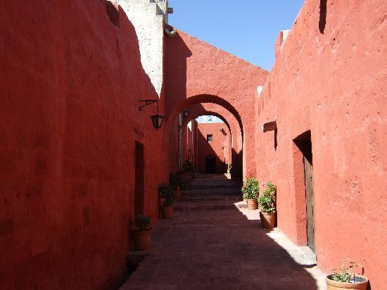 Casa de Luz / La Pequena Casita Hotel: monastero di santa catalina ad arequipa