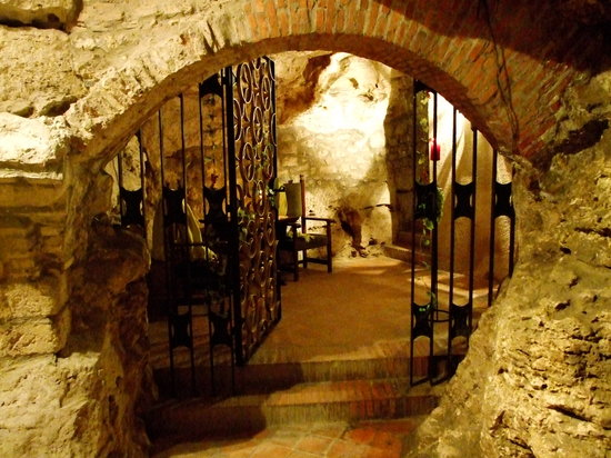 Photo of Tourist Attraction Faust Wine Cellar at Hess Andras Ter 1-3, Budapest 1014, Hungary