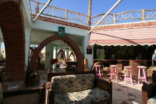 Amar Sina Village: 24 hour coffee