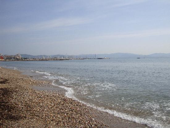 Hotel Lido Beach : Strand